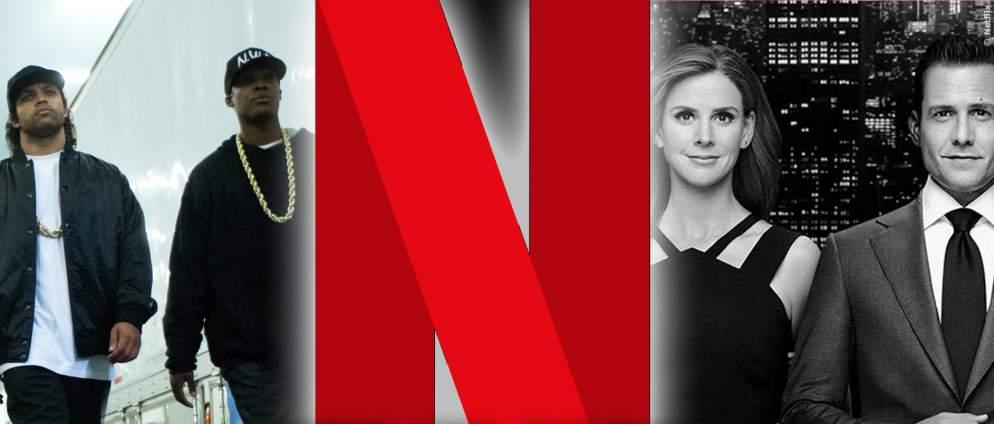 Netflix Neuheiten im April 2021 mit Datum und Trailer