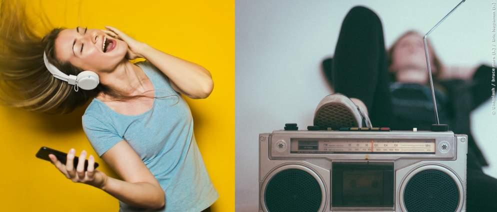 Studie: Radio hören wirkt gegen Einsamkeit