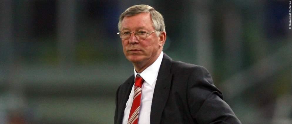 Sir Alex Ferguson: Nie aufgeben