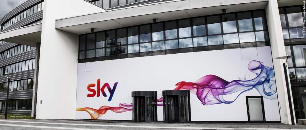 Sky baut eigenproduzierten Serien massiv aus