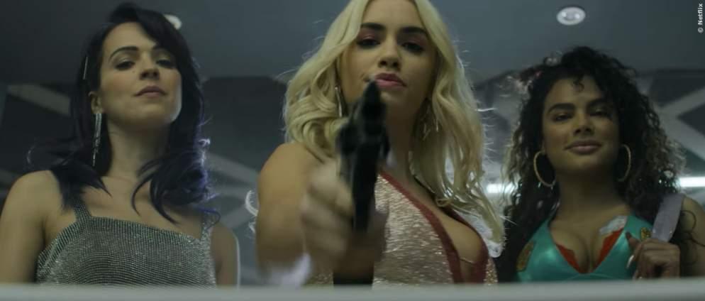 Sky Rojo - Staffel 2: Ankündigungs-Trailer