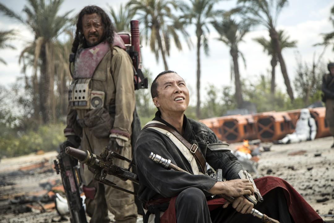 Star Wars Rogue One: Exklusiver Clip mit Felicity Jones - Bild 1 von 84