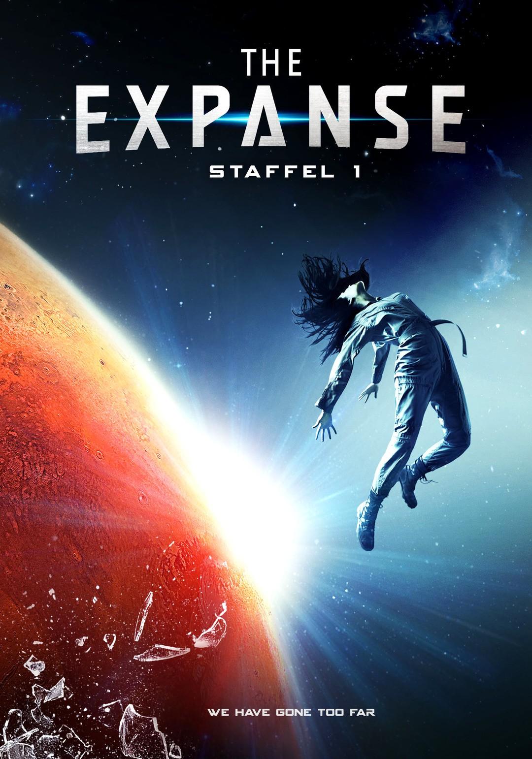 The Expanse: Staffel 1 auf DVD und BD - Bild 1 von 15