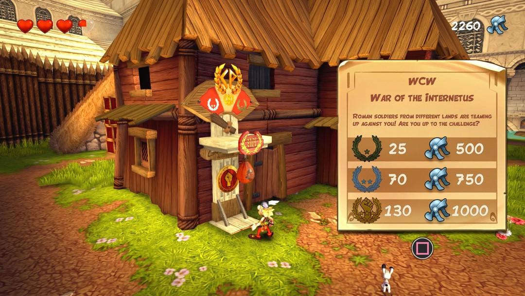 Asterix & Obelix XXL 2: Neues Game mit den Kultfiguren - Bild 3 von 9