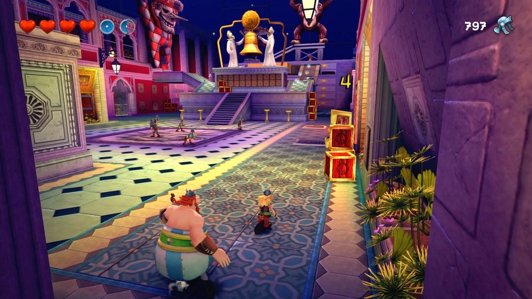 Asterix & Obelix XXL 2: Neues Game mit den Kultfiguren - Bild 4 von 9