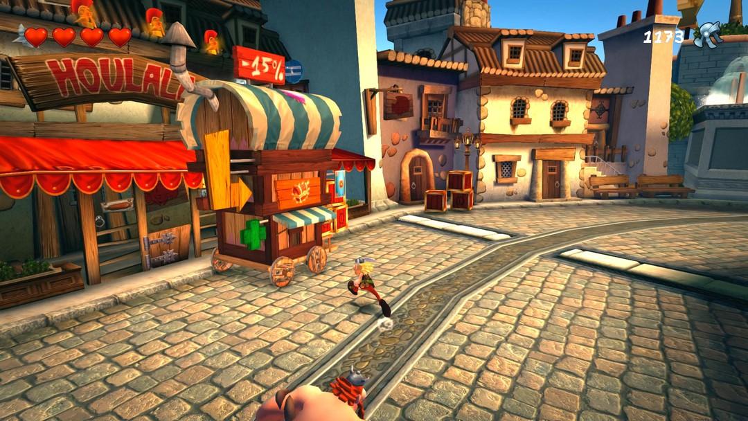 Asterix & Obelix XXL 2: Neues Game mit den Kultfiguren - Bild 2 von 9