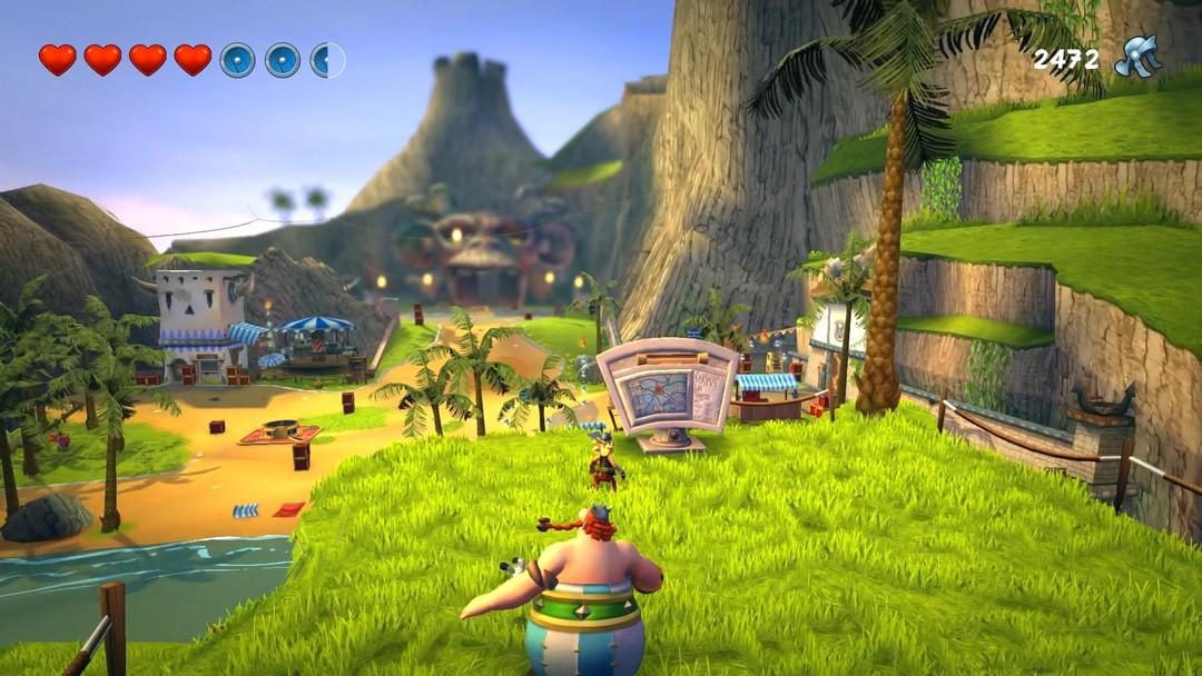 Asterix & Obelix XXL 2: Neues Game mit den Kultfiguren - Bild 6 von 9