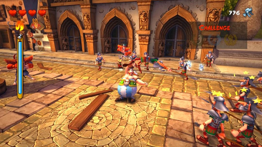 Asterix & Obelix XXL 2: Neues Game mit den Kultfiguren - Bild 1 von 9