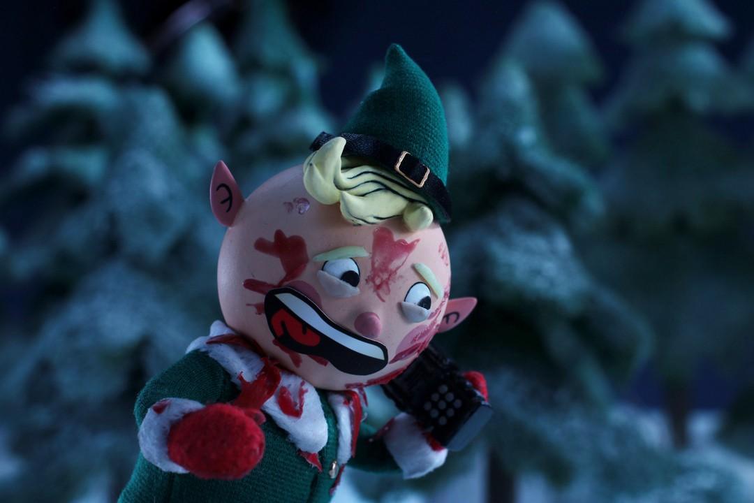 Predator: Weihnachts-Kurzfilm - Bild 2 von 3