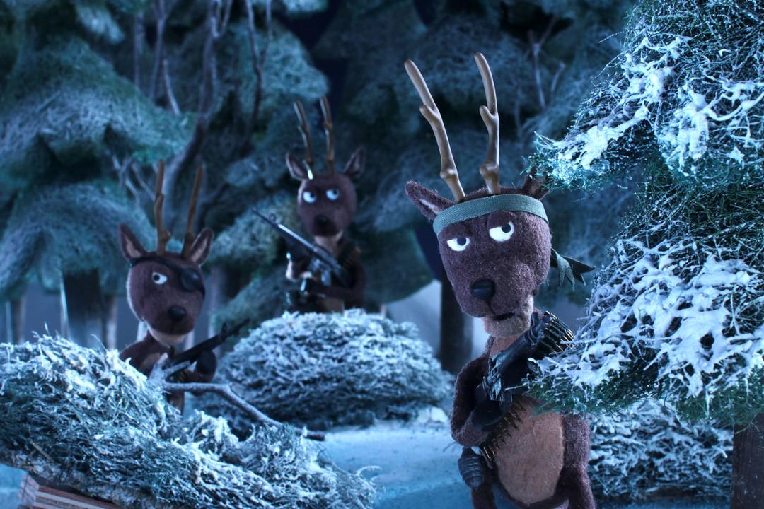 Predator: Weihnachts-Kurzfilm - Bild 3 von 3
