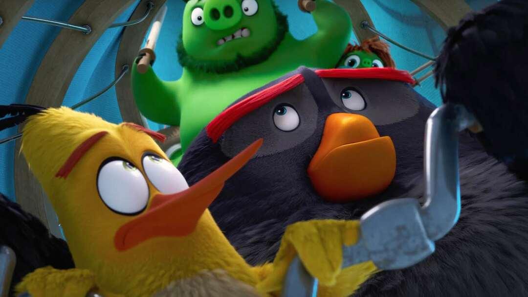 Angry Birds 2 - Der Film Trailer - Bild 1 von 2
