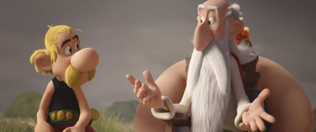 Asterix Und Das Geheimnis Des Zaubertranks Trailer - Bild 1 von 13