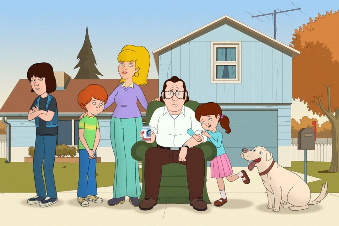 F Is For Family Trailer - Staffel 1 - Bild 1 von 10