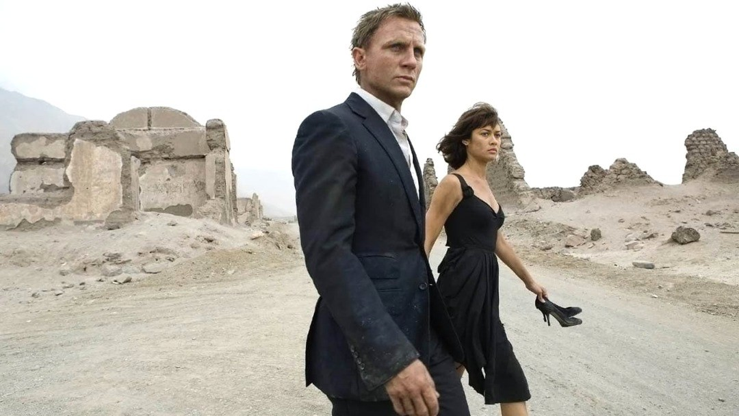 James Bond 007: Ein Quantum Trost Trailer - Bild 1 von 23