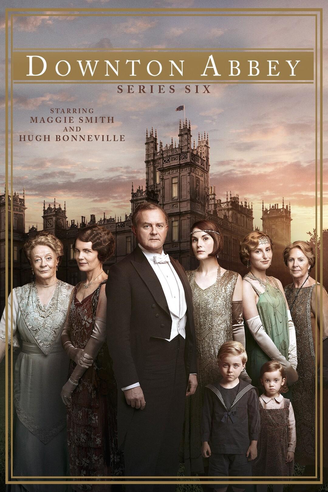 Downton Abbey: Staffel 6 im TV - Bild 1 von 16