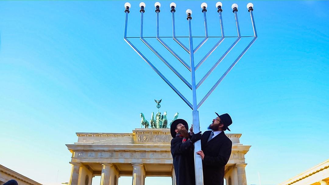 Germans & Jews Trailer - Bild 1 von 8