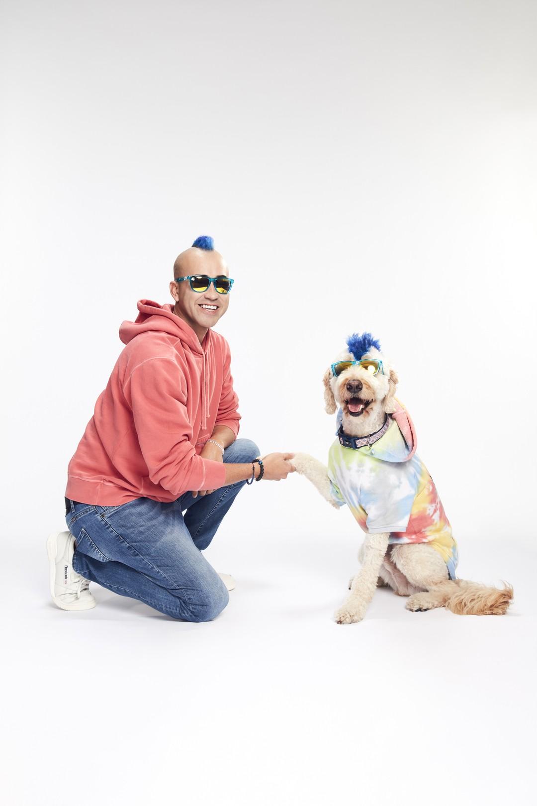 Lindsey Vonn und ihre Hündin Lucy bekommen eigene Show bei Amazon - Bild 1 von 11