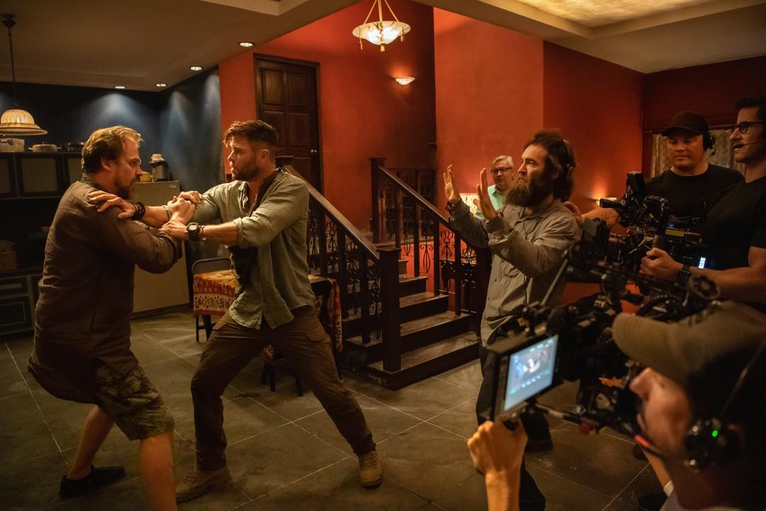 Tyler Rake: Extraction Trailer - Bild 1 von 3